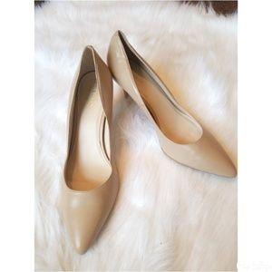 Cole Haan Nude pumps heels 8AA